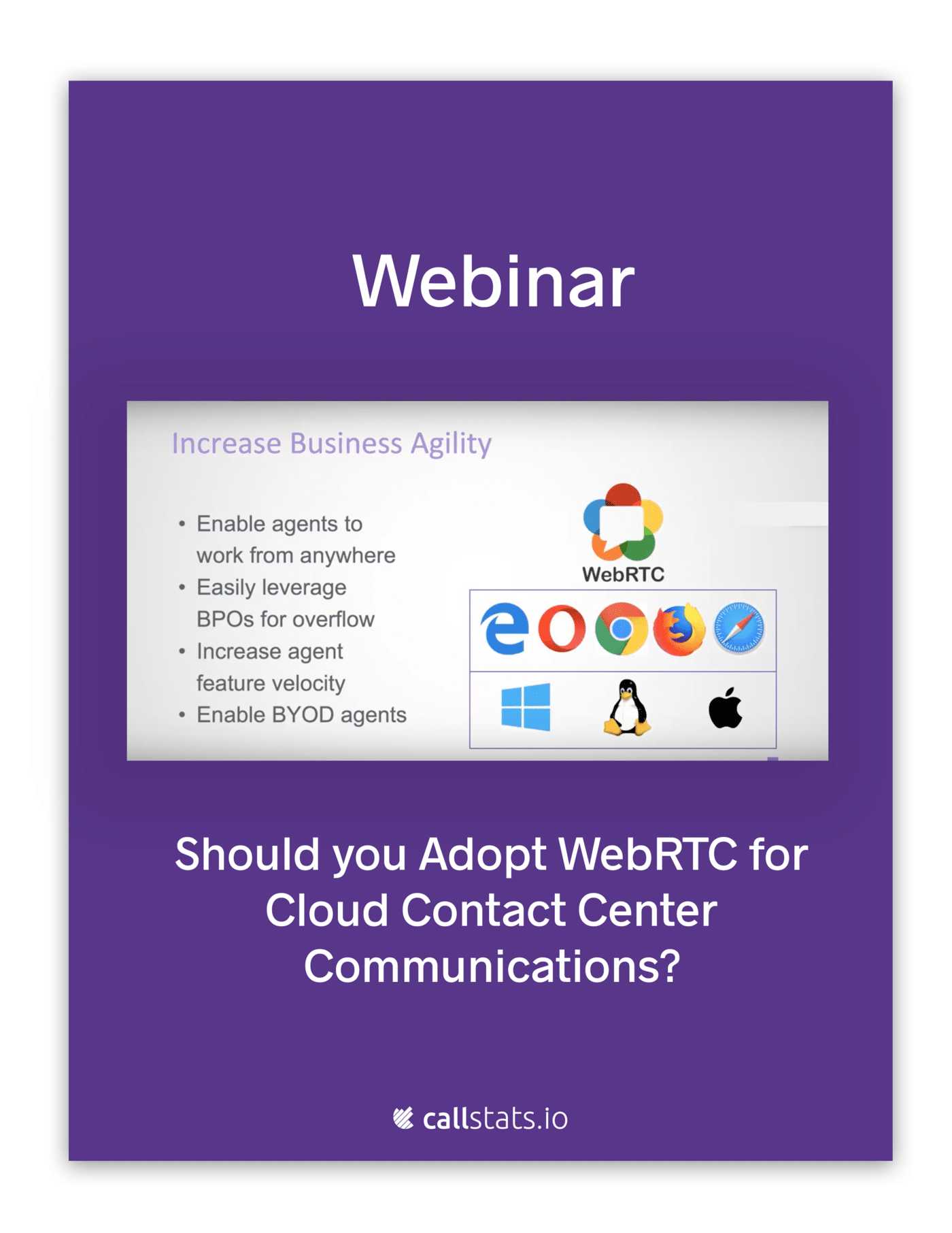 Your WebRTC Monitoring and Analytics Solution