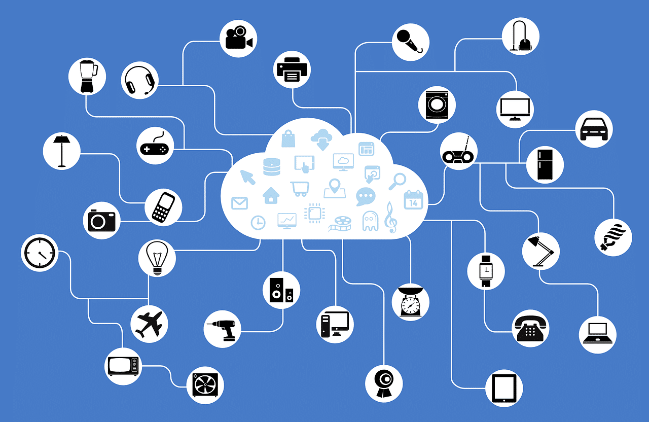 Internet of things - advanced connectivity of devices, systems, and services
