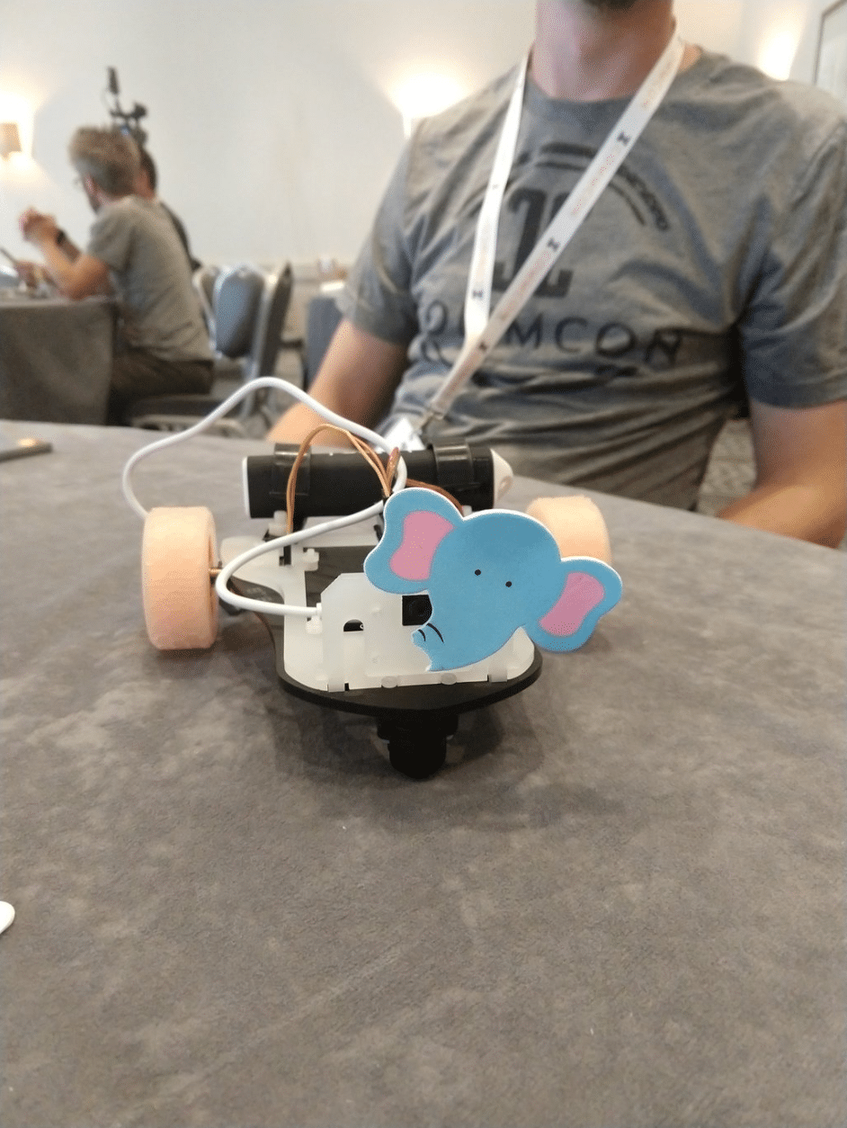 Prototyping Competition at CommCon