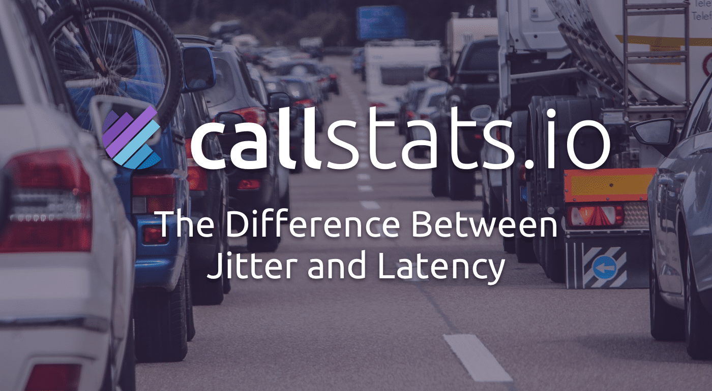 The Difference Between Jitter and Latency