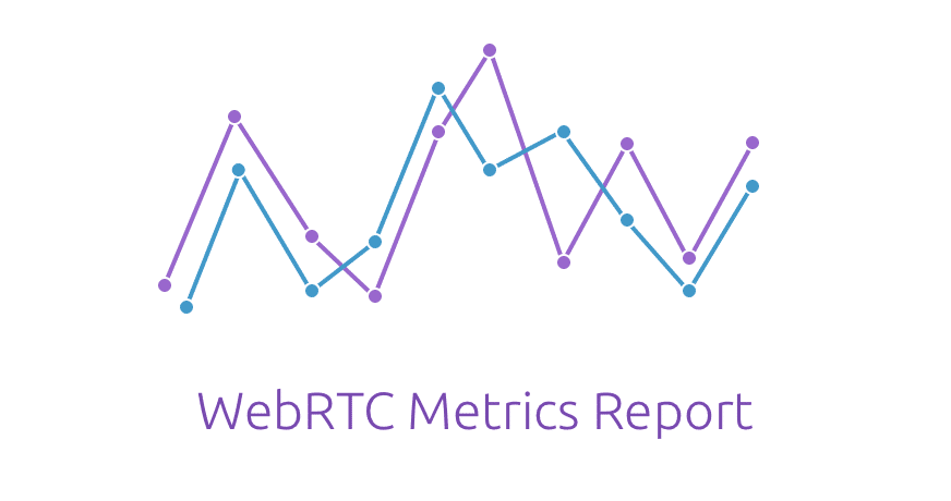 Announcing the WebRTC Metrics Report series
